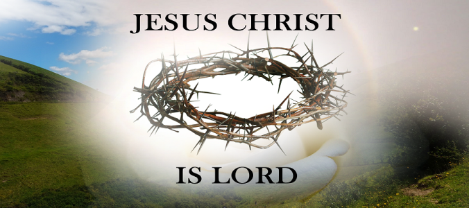 Jesus Christ is Lord_2